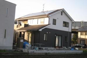 兵庫県 たつの市 N様 三菱太陽光発電システム施工事例