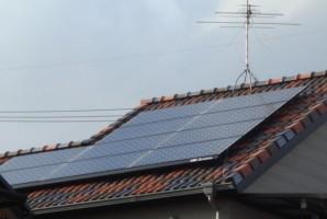 大阪府 高槻市 M様 三洋太陽光発電システムオール電化導入事例1