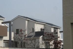 兵庫県 たつの市 S様 東芝太陽光発電システム施工事例