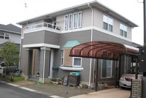 滋賀県草津市 N様 太陽光発電エコキュート導入事例1