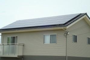 兵庫県 M様 東芝太陽光発電システム