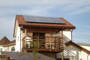京都府 福知山市 K様 三洋太陽光発電システム施工事例