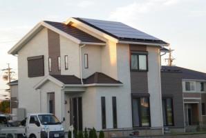 三重県 伊勢市 Y様 三洋太陽光発電システム施工事例