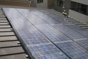 兵庫県西宮市 O様 三菱太陽光発電システム オール電化システム導入事例1