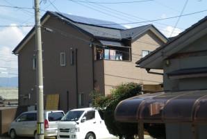 福井県 敦賀市 M様 三洋太陽光発電システム施工事例